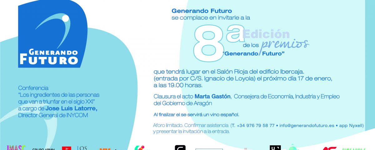 INVITACION GENERANDO 2019